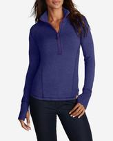 Eddie Bauer Women's Engage 1/4-Zip Pullover Sweater