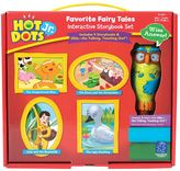 Educational Insights Hot Dots Jr. Favorite Fairy Tales Storybook Set by