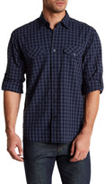 James Campbell Bueno Check Regular Fit Shirt