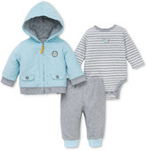 Little Me Baby Boy Puppy Talk 3-Pc. Set