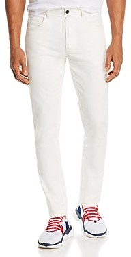 Moncler Slim Fit Jeans in Natural