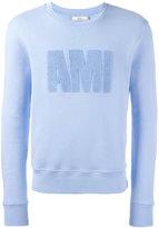 Ami Alexandre Mattiussi big ami sweatshirt - men - Cotton - M