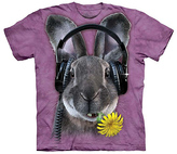 The Mountain Purple DJ Hip Hop Sublimated Tee - Toddler & Kids