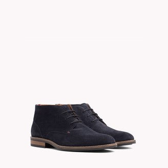 Tommy Hilfiger Essential Suede Boot