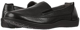 SAS Weekend Slip-On (Black) Men's Shoes