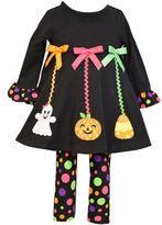 Bonnie Jean Halloween Tunic & Leggings - Baby Girls newborn-24m
