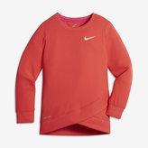 Nike Dry Sport Essentials Crossover Little Kids' (Girls') Top