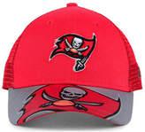 New Era Boys' Tampa Bay Buccaneers Mega Flect Cap