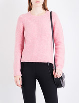 Rag & Bone Francie wool-blend jumper