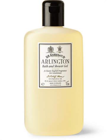 D.R. Harris D R Harris - Arlington Bath & Shower Gel, 250ml - White