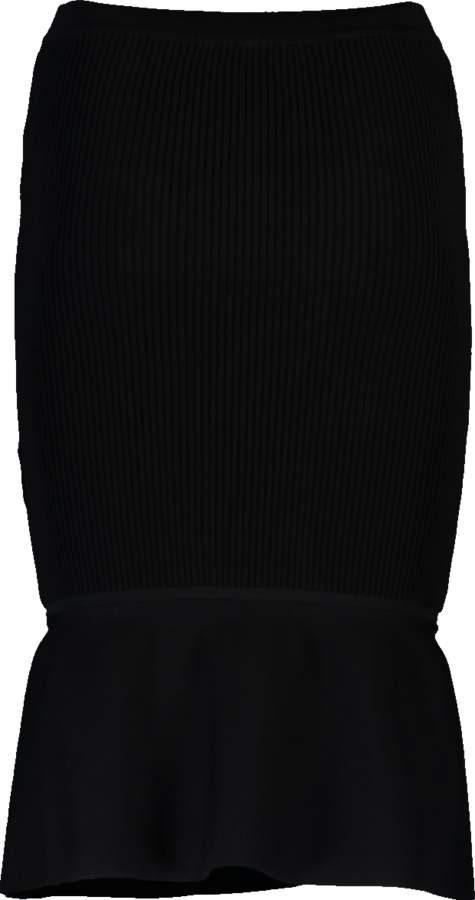 Alexander Wang Ribbed Skirt