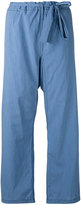 Hache loose-fit trousers