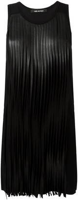 Neil Barrett Fringed Dress