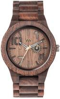 WeWood Oblivio Chocolate Men&s Wood Watch