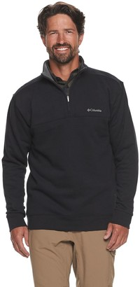 Columbia Men's Hart Mountain II Quarter-Zip Pullover