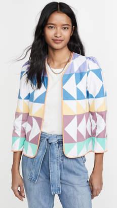 Bohemia Alix of Tropicana Quilt Jacket