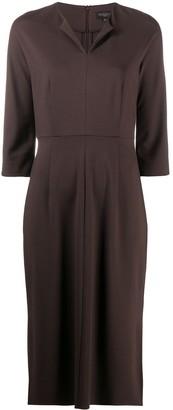 Antonelli Tailored Midi Dress