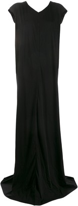 Rick Owens Loose-Fit Maxi Dress