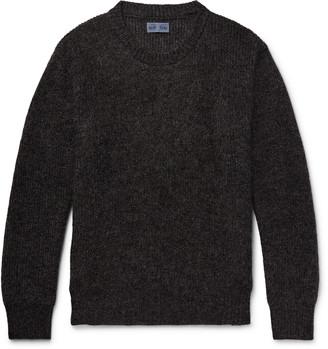 Blue Blue Japan Mohair-Blend Sweater