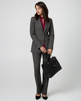 Le Château Tweed Notch Collar Blazer
