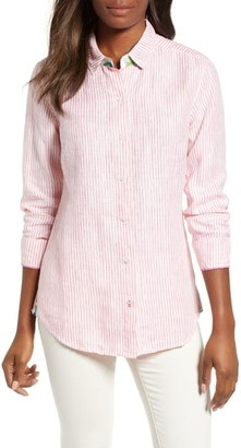 Tommy Bahama Crystalline Waters Long Sleeve Shirt