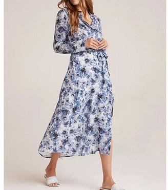 Bella Dahl Maxi Dress Floral - M