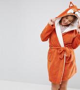 Asos Novelty Fox Robe