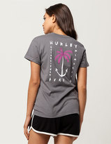 Hurley Anchored Womens Tee