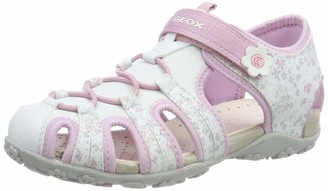 Geox Jr Roxanne B Girl's Closed Toe Sandals