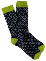 Ted Baker Geo Dot Crew Socks