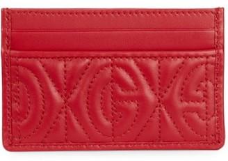 Gucci G Rhombus Card Case