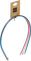 Sally Beauty DCNL Hair Accessories Thin Tube Headband Assorted Colors