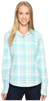 Columbia Silver Ridge Plaid L/S Women's Long Sleeve Button Up