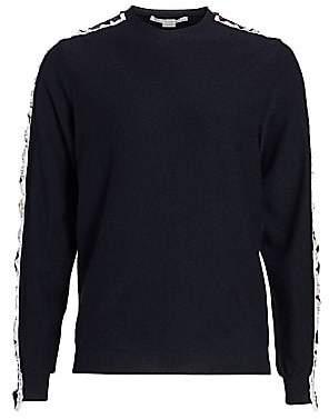 Stella McCartney Women's Monogram Mix Media Knit Sweater