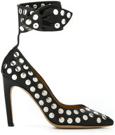IRO studded pumps - women - Leather/metal - 37