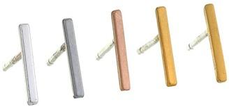 Madewell Mix Match Bar Stud Earrings (Vintage Gold) Earring