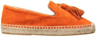 Fratelli Rossetti Orange Espadrilles
