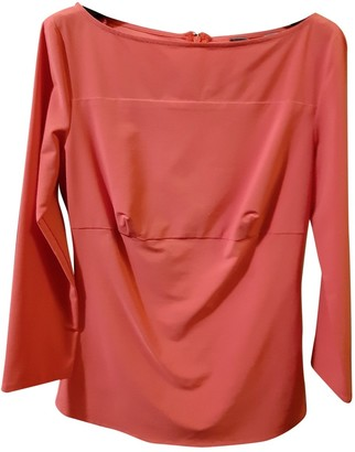 Elisabetta Franchi Orange Top for Women