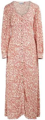 Ganni Midi scoop dress