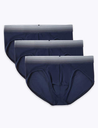AutographMarks and Spencer 3 Pack Ultimate Air Briefs