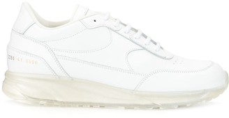 Common Projects Track transparent sole sneakers
