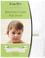 Bubba Blue Everyday Basic Bassinet Flat Sheet