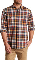 James Campbell Oman Plaid Regular Fit Shirt