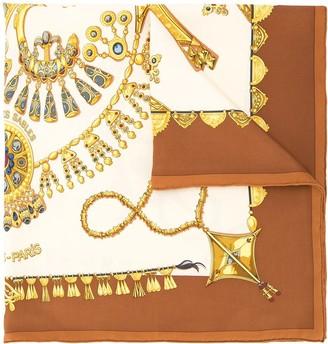 Hermes pre-owned Parures des Sables scarf