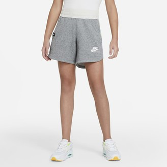 Nike Big Kids' (Girls') Shorts Sportswear Heritage