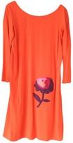 Sonia Rykiel Sonia By Orange Dress for Women