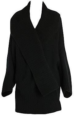 Stella McCartney Women's Soft Simple Virgin Wool Cardigan