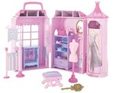 Mattel Barbie Mini Kingdom: Princess Boutique Playset