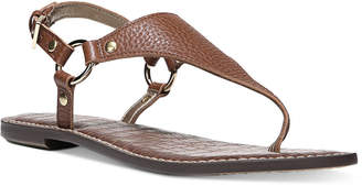 Sam Edelman Greta Thong Sandals Women Shoes