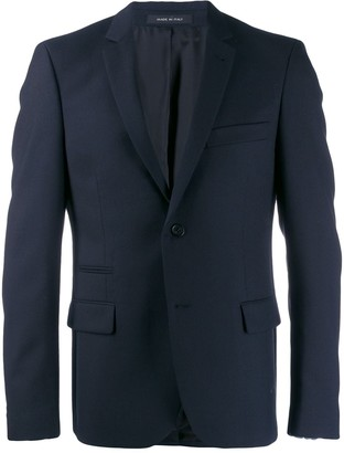 Stella McCartney Notched Lapel Blazer Jacket
